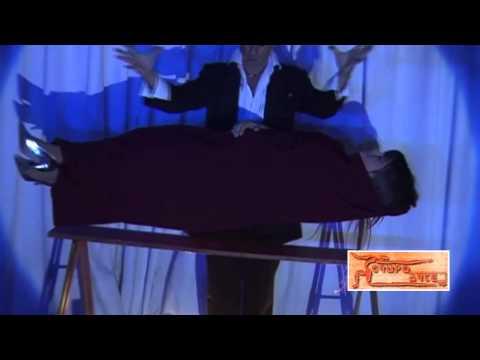 GRUPO ARTE SHOWS - MAGO BORIDI - LEVITACIÓN