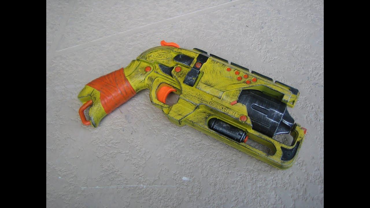 [MOD] Nerf Zombie Strike HammerShot Modification