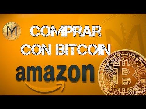 ¿Cómo Comprar con BITCOIN en AMAZON? | 2018 | PASO A PASO