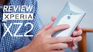 Review Xperia XZ2: bước đầu thay đổi sau 3 năm của Sony