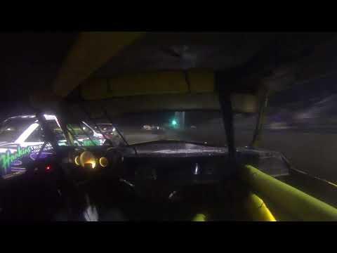2013 Hancock County Speedway Feature - Heath Tulp #50 Rookie Year