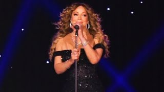 Mariah Carey KILLED IT in