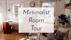 Updated Living Room / Office Tour | Minimalist Home