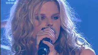 Ana Johnsson - We Are (Live at Zulu Awards 2004, Denmark)