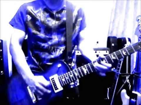 Ady Qays Guitar Jam - Bon Jovi - Thank You For Loving Me (Solo)