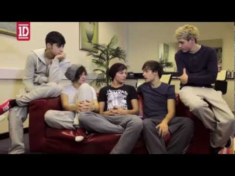 One Direction - All of the Tour Diaries