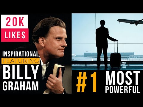 Billy Graham's most powerful sermon in just 4 minutes (HD)