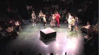The Threepenny Space Opera (part 1 of 3): New Voices Young Playwrights Festival 2010