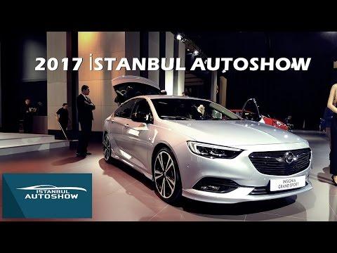 2017 İSTANBUL AUTOSHOW'U GEZDİM