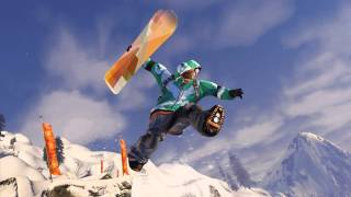 SSX Tricky - Move It With Your Mind
