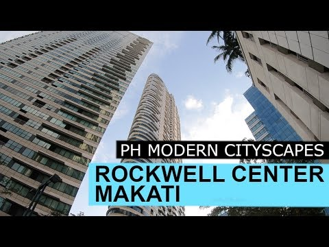 Rockwell Center Makati Philippines