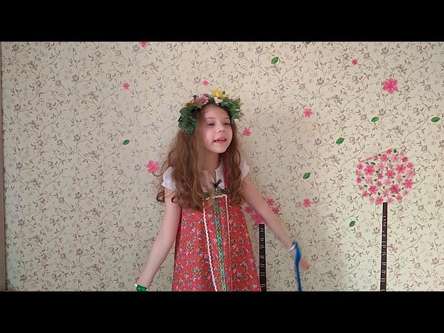 Изображение предпросмотра прочтения – ОльгаМирошниченко читает произведение «Красота первозданная» В.И.Познанского