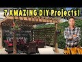 7 Amazing DO IT YOURSELF PROJECTS #2