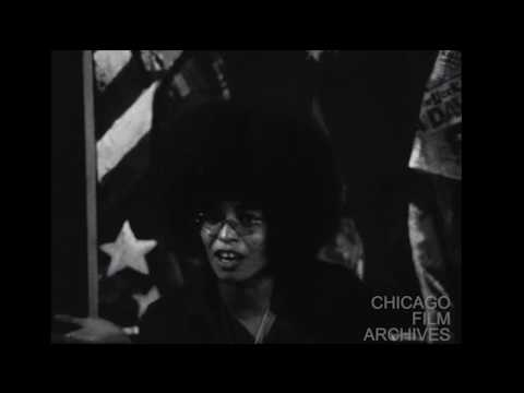 Angela Davis on The Communist Party (1972 Interview)