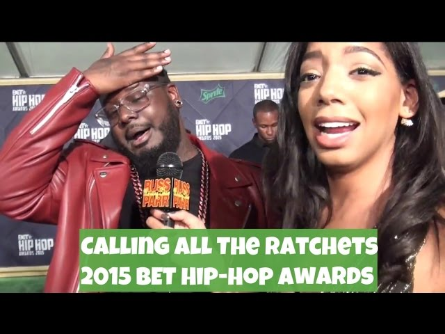 3be5a05c Calling All Ratchets: The 2015 BET Hip-Hop Awards Red Carpet! | 93.9 WKYS