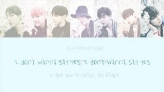 bts 방탄소년단 쩔어 dope sick color coded han eng rom lyrics