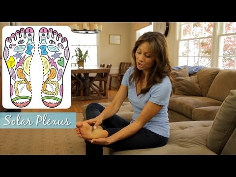 Stress Relief With Simple Foot Age