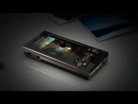 Sony Ericsson G705 Demo