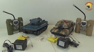 Танки на радиоуправлении и Танковый БОЙ(Танковый БОЙ на радиоуправлении.Танки 508-10 Игрушка предоставлена интернет магазином