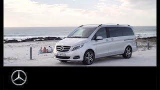 Die neue V-Klasse von Mercedes-Benz – Trailer.
