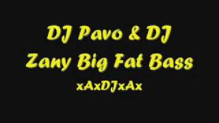 DJ Pavo & DJ Zany Big Fat Bass
