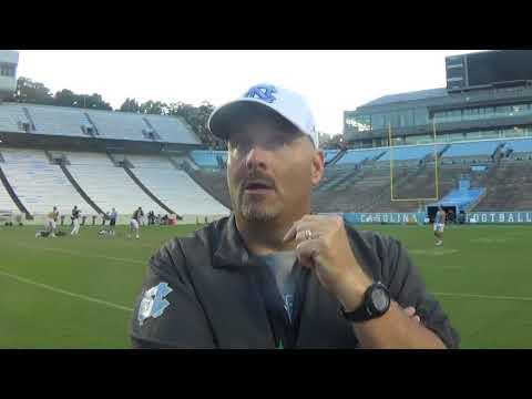 UNC Coach Kap Oct 17