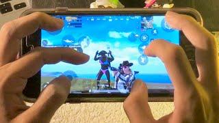 PUBG MOBILE - 6FINGER ON ″iPhone″ HANDC…