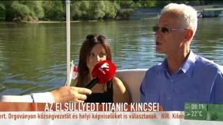 Pachmann Péter megdöbbent: megtudta milyen kincseket rejt az elsüllyedt Titanic - tv2.hu/mokka