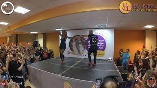 ataca y la alemana feat dj khalid el sol salsa festival 2016