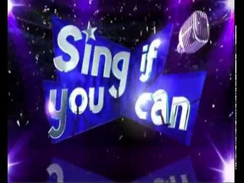ITV 1's : Sing If You Can Opening Titles