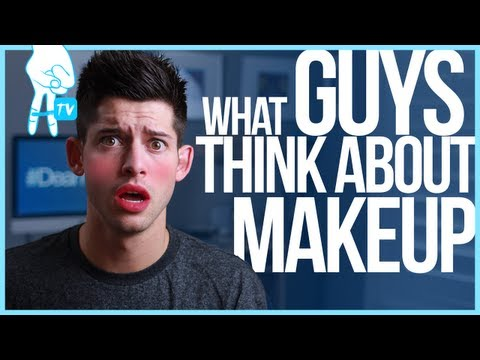 What GUYS really think about MAKEUP! – #DearHunter
