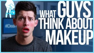 What GUYS really think about MAKEUP! - #DearHunter