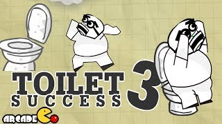 Toilet Suceess 3 Wallthrough All Levels