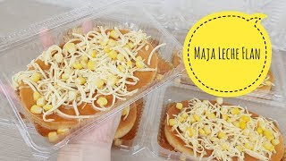 Maja Leche Flan | Flavored Leche flan (Leche Flan with a twist)