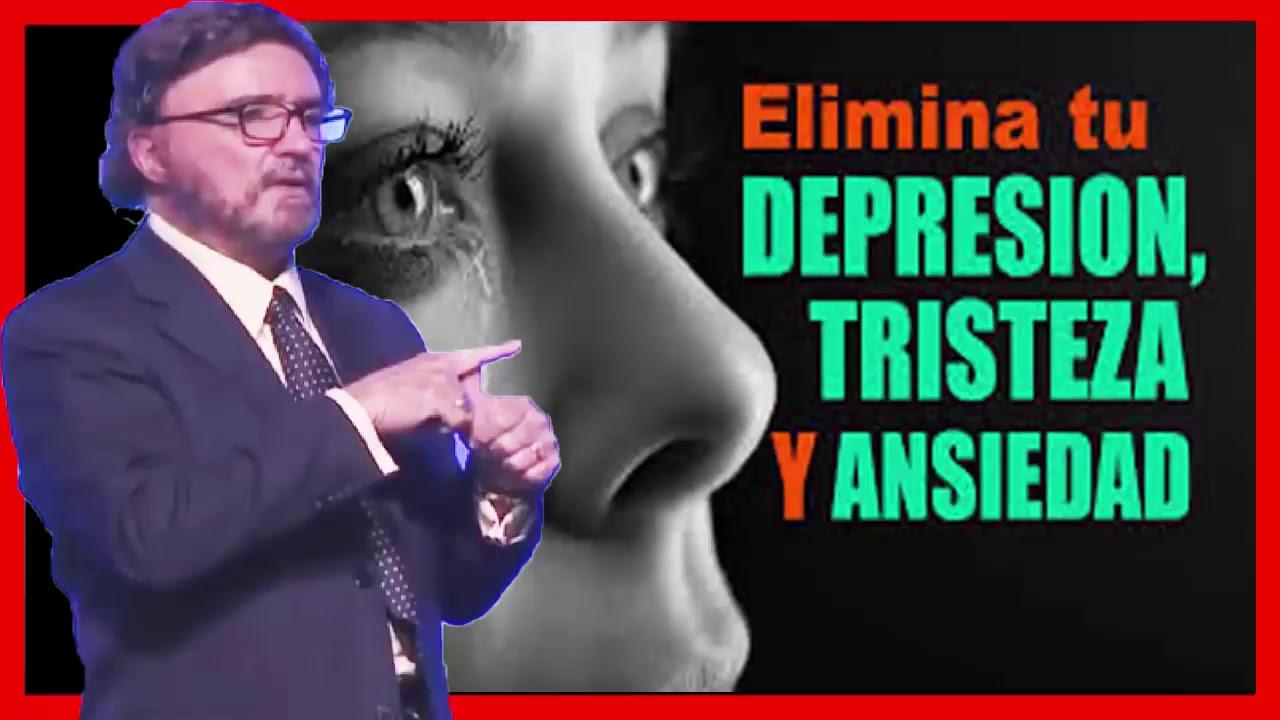 Predica Cristina elimina  tu depresión tristeza y ansiedad
