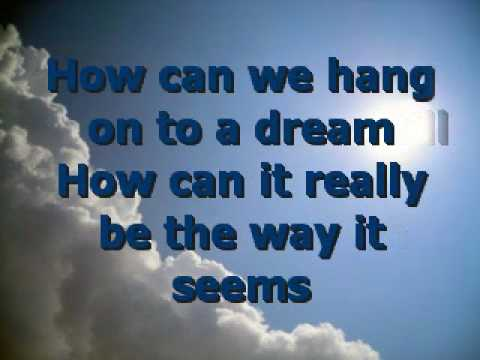 Cliff Richard: Hang on to a Dream - with lyrics plus some extra info