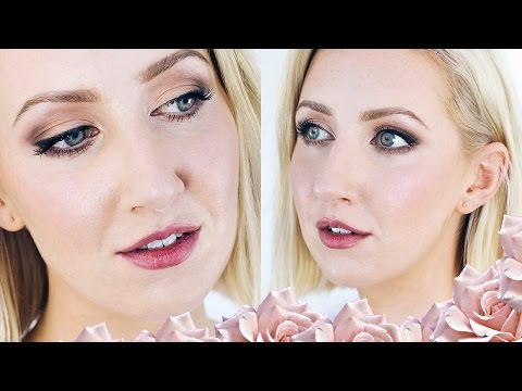 A Rosy Everyday Makeup Look With Acne Coverup  Sharon Farrell