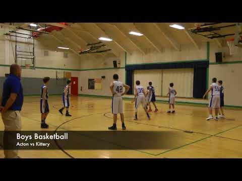 AES Boys Basketball - 12-11-2017