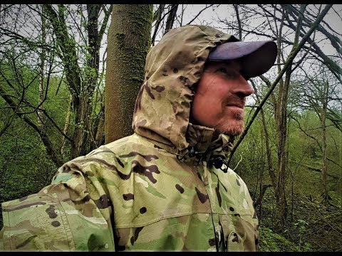 ThePerfect Waterproof Suit For Bushcraft?