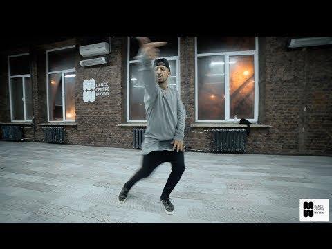 Dance Centre Myway - Carlos Matrone hip hop choreo