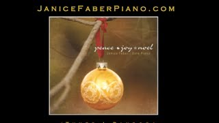 O Come, O Come, Emmanuel from Peace, Joy, Noel by Janice Faber