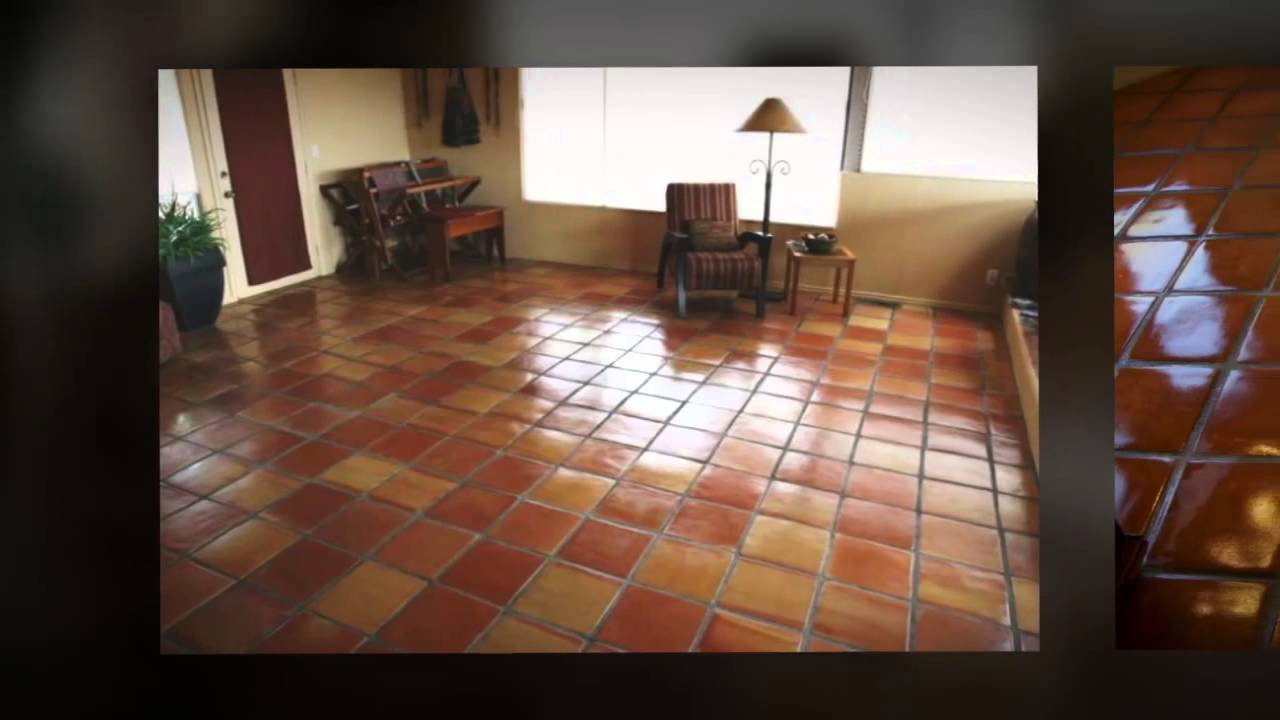 Mexican Tile Restoration
