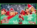 Elf Prank EXPOSED! Family Vlogs Playing Games with Elf on the Shelf Day 4