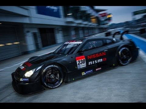 2014 Nissan Gt R Nismo Gt500 Test At Fuji Speedway Youtube