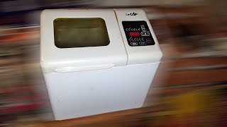How a Breadmaker works