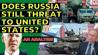 Russia USA War: Does Russia still a threat to United States - A Historical Comprehensive Analysis