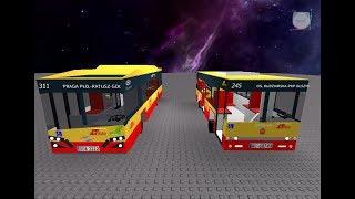 Roblox #152 2 nowe autobusy.