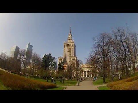 Warsaw promo Varsavin