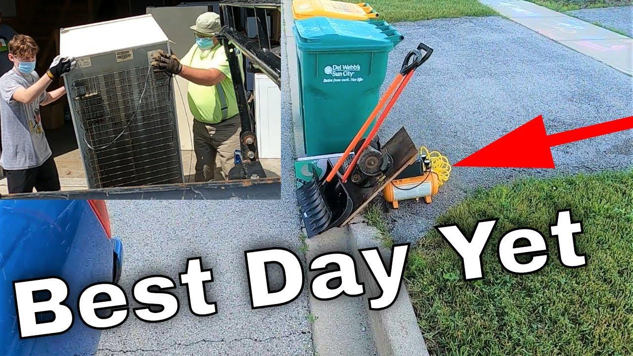 Record Breaking Scrap Day