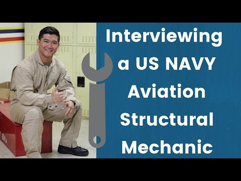 Navy Rates | Aviation Structural Mechanic
